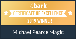 2019 Certificate of Excellence Winner!