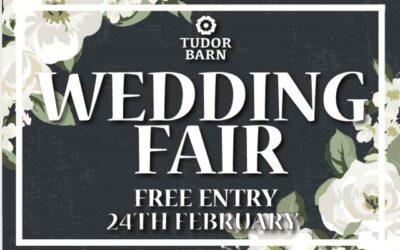 Tudor Barn Wedding Fair Sunday 24th February 2019