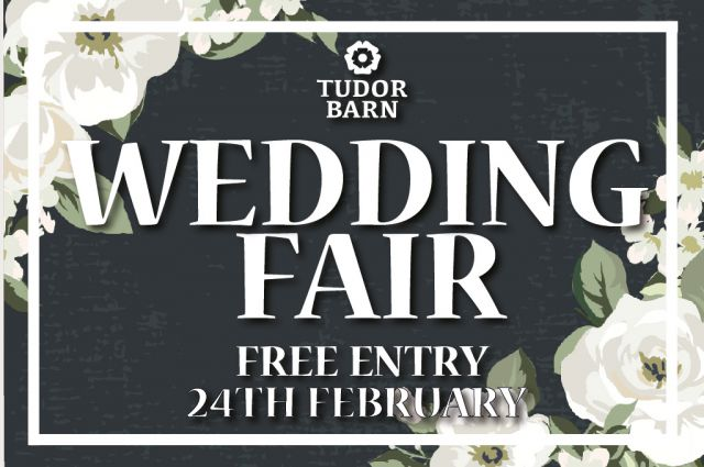 Tudor Barn Wedding Fair Sunday 24th February 2019