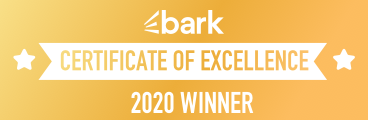 Certificate of Excellence 2020!